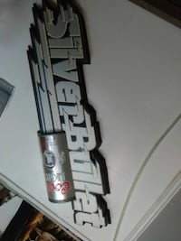 Silver Bullet signage good condition Hagerstown, 21740