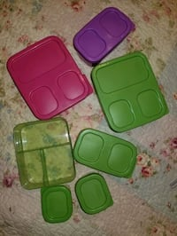 Lunch container system Essex, 21221