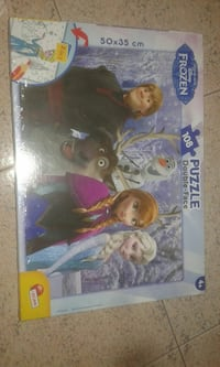 "Frozen puzzle double-face ""Lisciani"""