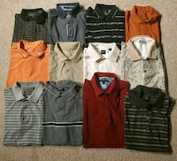 Men's medium polo T shirts Farmington Hills