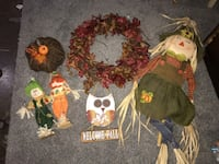 Fall decorations Concord, 94519