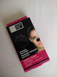 Charcoal Cleansing Nose Strips Toronto, M5G 1T6