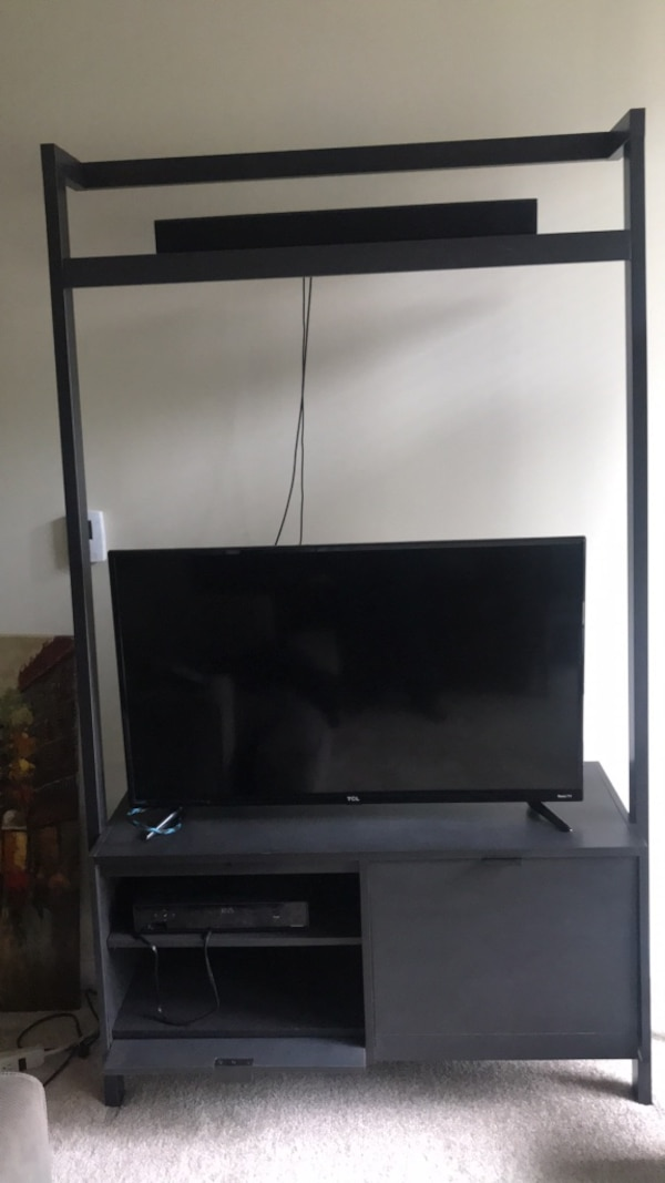 Crate and Barrel Media Console - 18mo. old