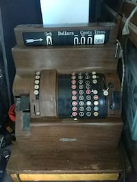 Antique cash register National Tempe, 85283