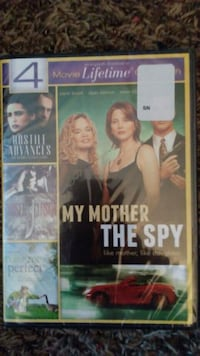 4 LIFETIME Movies Collection (DVD) NEW! Lewisville, 75067