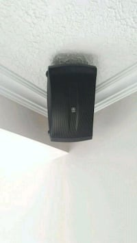 black and gray portable speaker Laval, H7W 4M1
