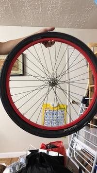 Front wheel (road star)
