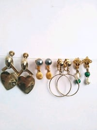 Vintage Earrings Cleveland, 37323