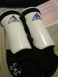 Kids Size Shin Guards 547 km