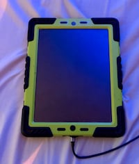 Only serious inquiries will be taken seriously. Ipad generation 4 with protective impact case. Miami, 33126