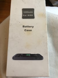 Battery phone case