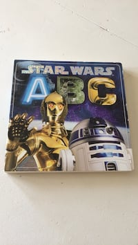 Star Wars abc book Bowmanville, L1C 2H5
