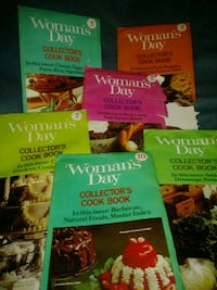 Women's day collector cookbooks Inserts Downingtown, 19335
