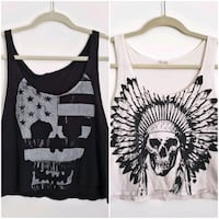 2 Brandy Melville tank tops Point Pleasant, 08742