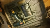 black and blue cordless hand drill Fitchburg, 01420