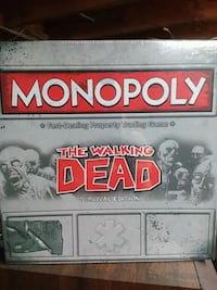 Monopoly The Walking Dead game