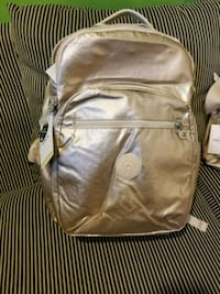 Kipling Seoul laptop backpack new with tags Waldorf, 20603