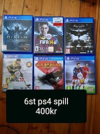 6st ps4 spill  Oslo, 0561
