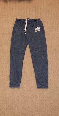 Womens blue roots pants