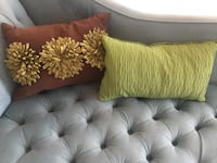 4 Decorative Pillows. Perfect Condition. Moving! Vancouver
