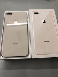 IPhone 8plus Gold  Raleigh, 27613