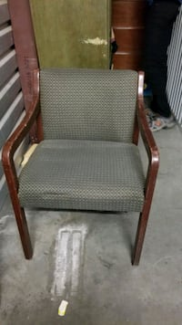 sturdy upholstered waiting room chair Henderson, 89015