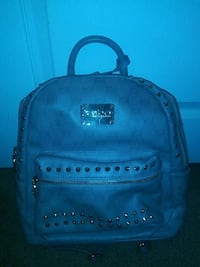 BEBE LEATHER BACKPACK 2329 mi