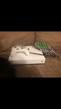 1 TB Xbox one s with games Fargo, 58103