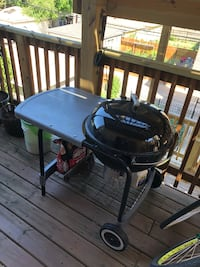 Weber Charcoal Grill + Table Chicago, 60618