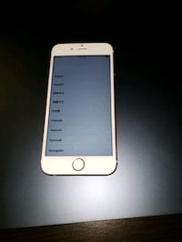 Unlocked iphone 6s 16 GB  Alexandria, 22306