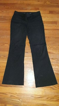 Black pinstripe dress pants Silver Spring, 20902