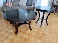 Coffee and end table set Toronto, M9A 1B2