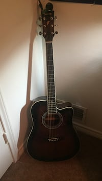 Ibanez acoustic guitar Jb Andrews, 20762