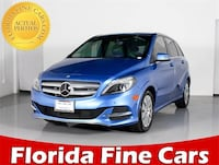 Mercedes-Benz B-Class 2014 West Palm Beach