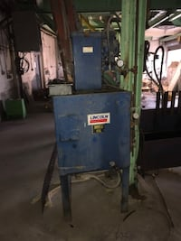 Lincoln oil filter crusher Perth Amboy