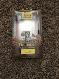 iPhone 6 otterbox case w beltclip  Winnipeg, R3N