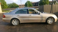 Mercedes Benz: E 320 - 2003 Chicago