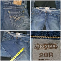 Assorted Jeans... see other posts for more Edmonton, T5G 2A4