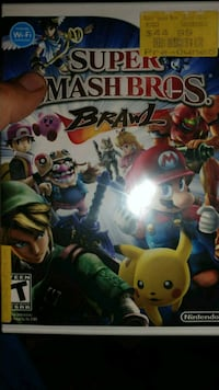 Super Smash Brothers Brawl for Wii Manassas, 20110