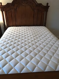 Full size Sealy mattress and spring box. Very good condition  Ashburn, 20148