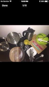 Kitchen cooking stuff - great quality London, N6H 4W1