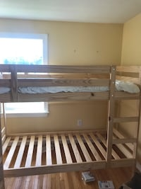 Like new ikea bunk beds 26 km