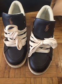 81/2 men's polo shoes MISSISSAUGA