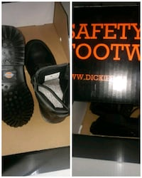 Safety boots brand new in box Toronto, M9W 3J6