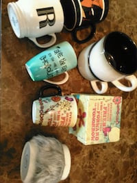 $25 For All New Coffee Mugs London