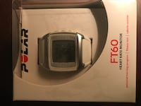 Polar FT60 Heart Rate Monitor  Bolivar