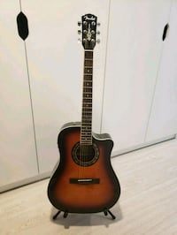 Fender Acoustic Electric Guitar T-Bucket-300CE 3TS 6113 km
