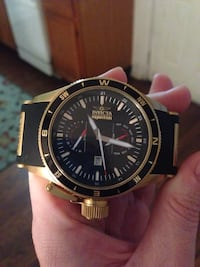 Invicta Aviator Watch