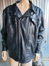 5XL Leather Jacket Coat  Mansfield, 44904