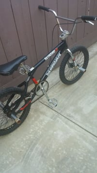 black and red BMX bike Ceres, 95307